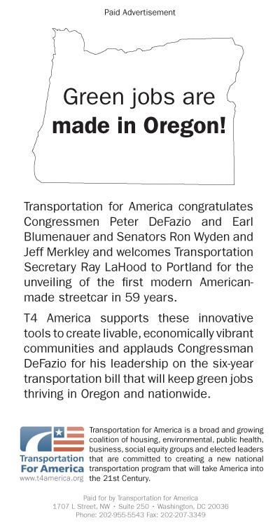 T4 Oregonian Ad