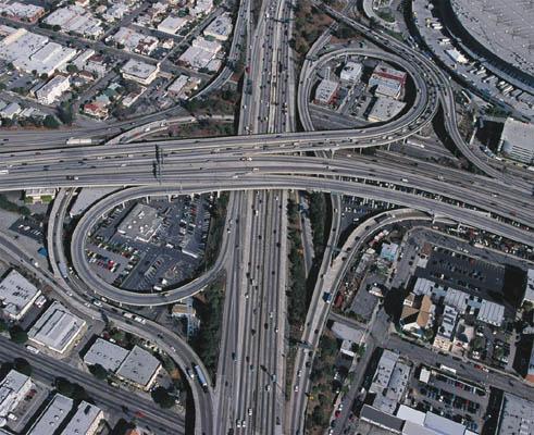 -- LA highway