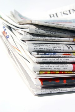 --newspapers
