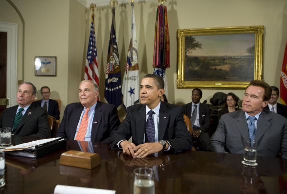 --Obama, Rendell etc.