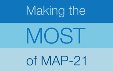 Making the Most of Map-21