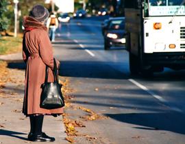 Seniors and Transit