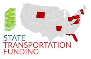 Follow state transportation funding updates for every state as they happen with T4America's state funding tracker.