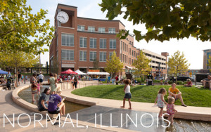 Normal, Illinois' Uptown Station project represents what can happen when the local leaders behind an ambitious vision are able gain access to the resources needed to bring that vision to life.