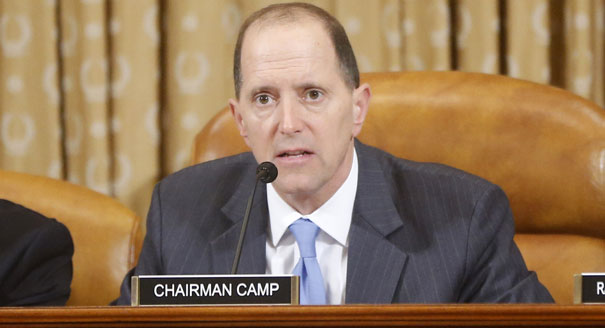 House Ways and Means Committee Dave Camp (R-MI)