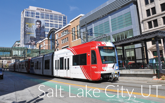 Salt Lake City – collaborating to ensure future prosperity