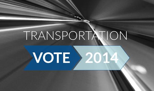 Transportation Vote 2014