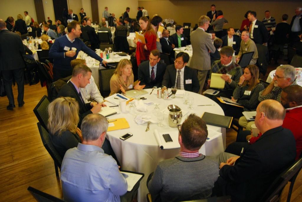 Capital Ideas roundtable 2