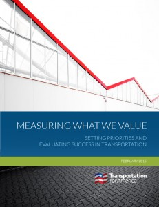 Performance Measures Report Cover