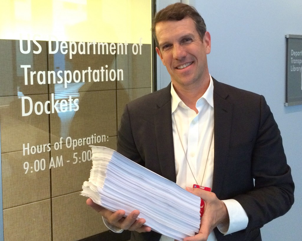 James USDOT NHPP rulemaking delivery