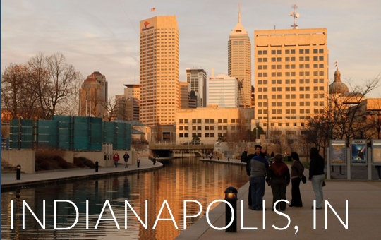 Indianapolis – enabling citizens to decide their transportation future