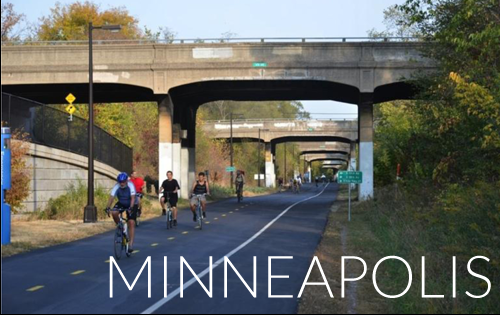 Minneapolis: expanding bicycling network & expanding opportunity