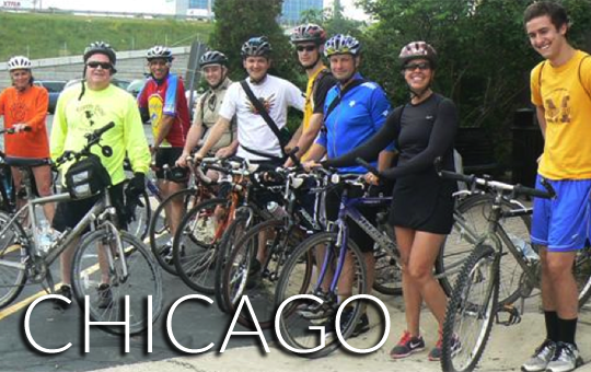 Chicago – Using company incentives to encourage healthy commutes