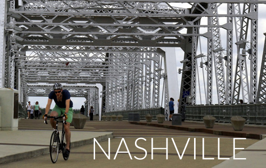 Nashville: linking transportation & health