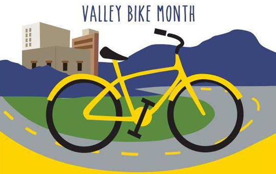 valley bike month phoenix