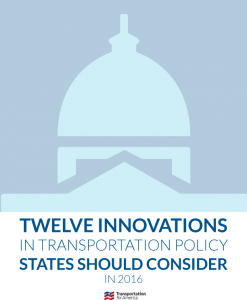 State Policy Report 2016 cover