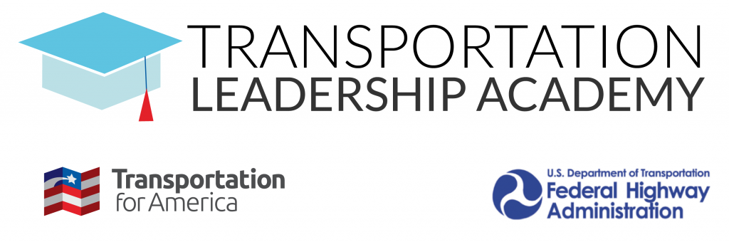 Transportation Leadership Academy Logos WITH BRAND