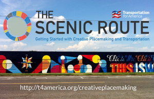 Reminder: Have you browsed our new guidebook to creative placemaking yet? Visit