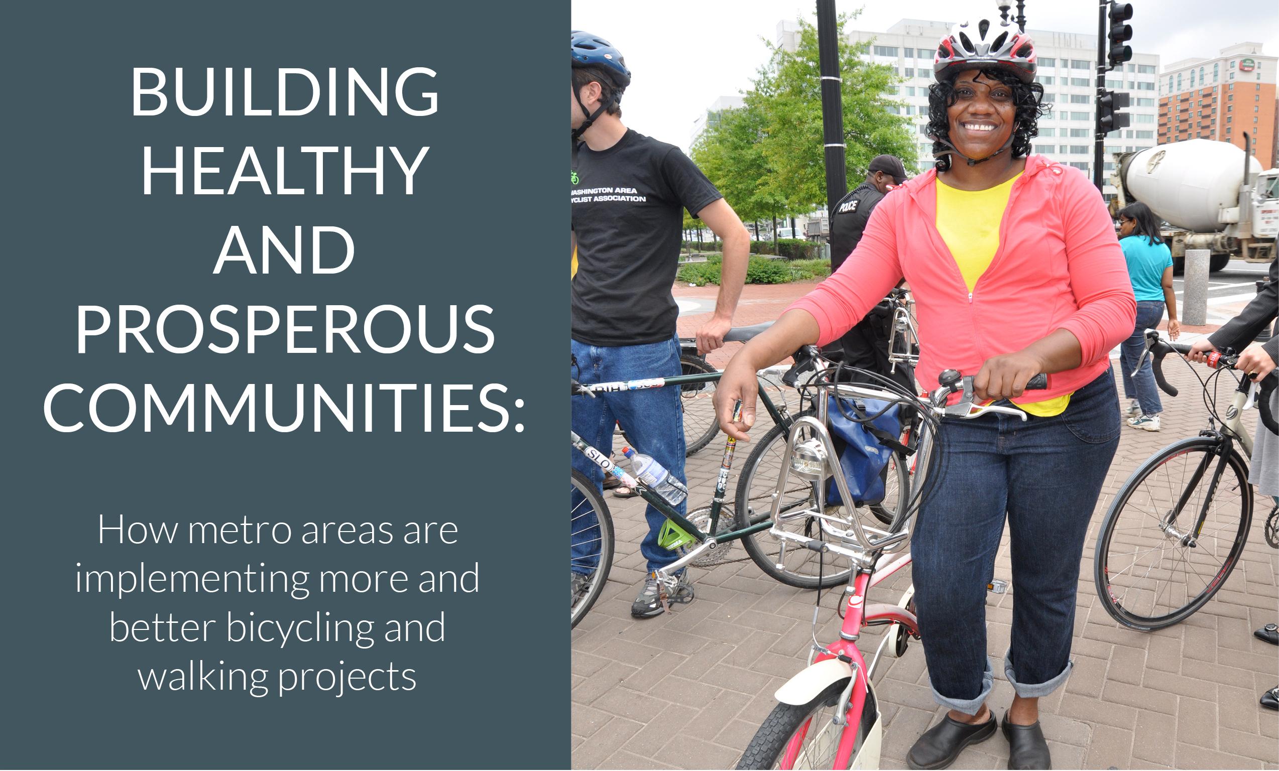 Building Healthy & Prosperous Communities