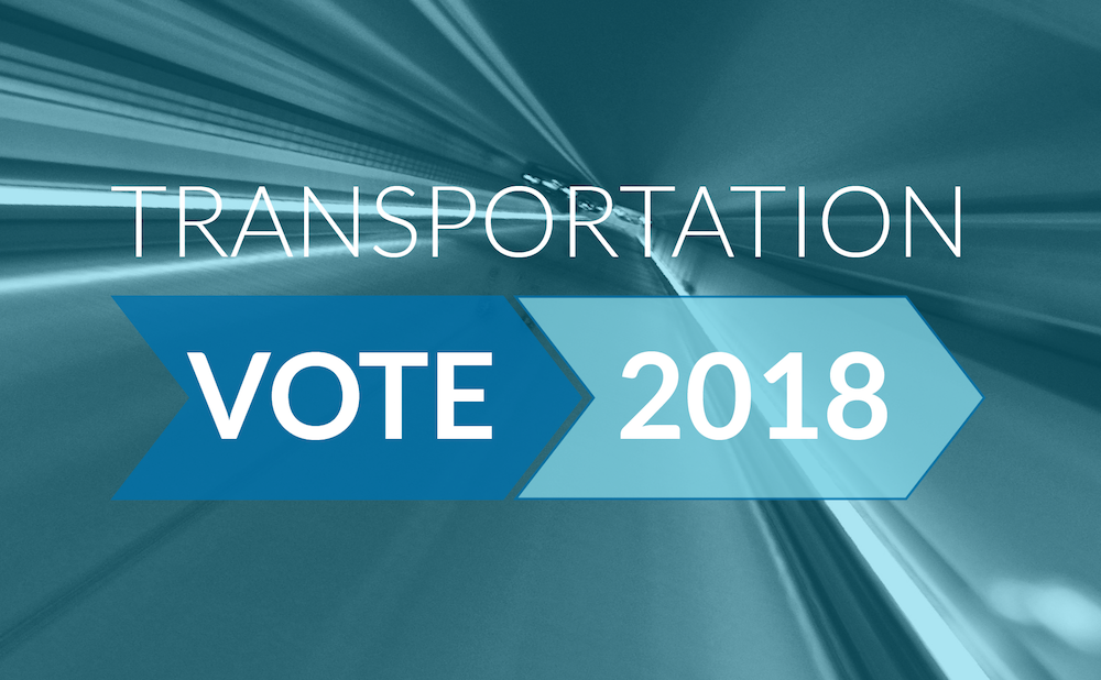 Transportation Vote 2018