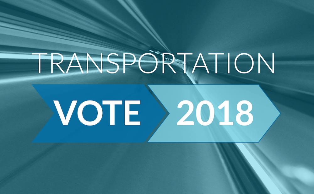 Transportation Vote 2018