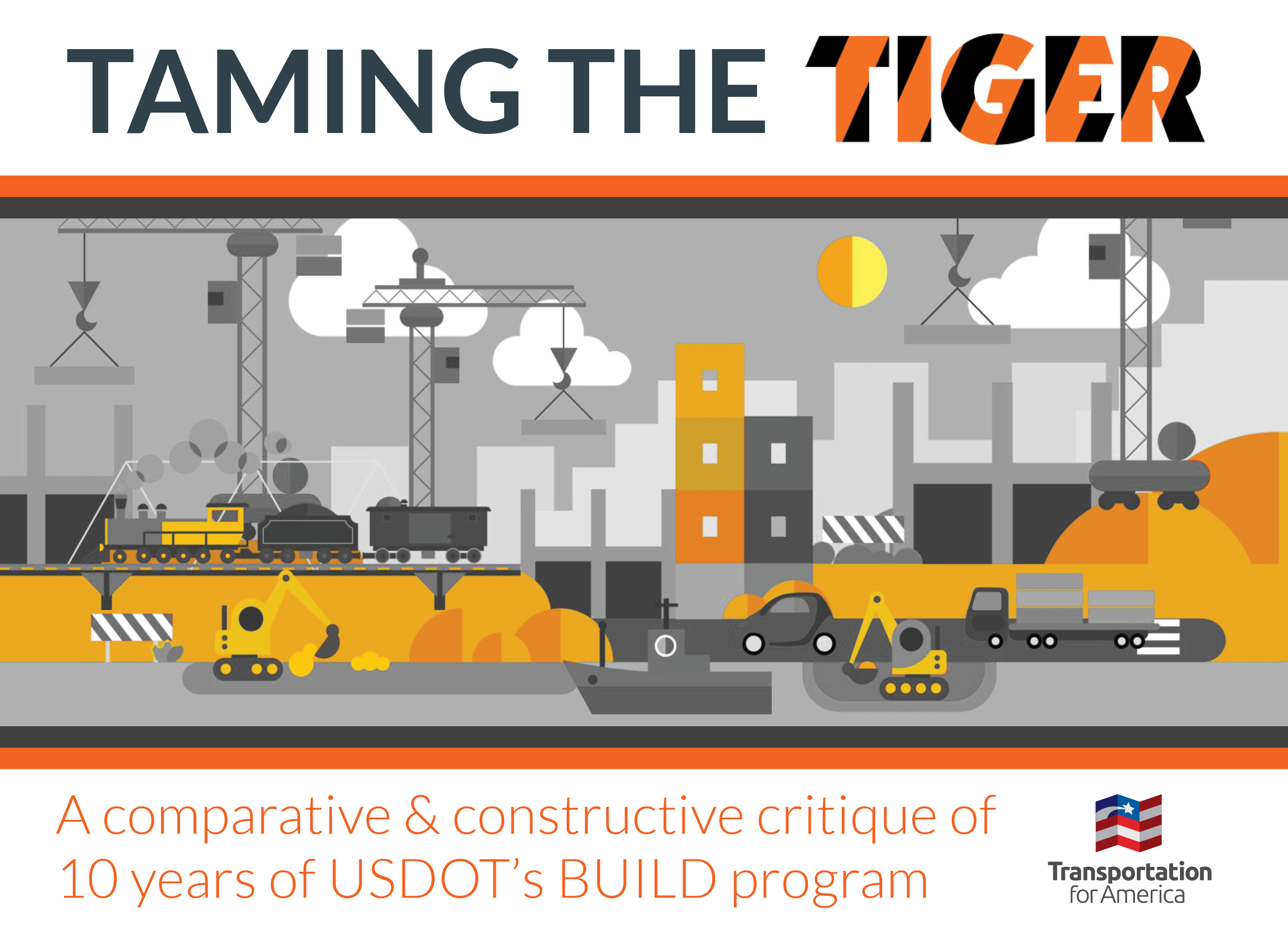 Taming the TIGER: Trump turns innovative program into another roads program